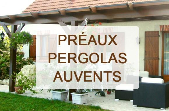 Préaux - Pergolas - Auvents