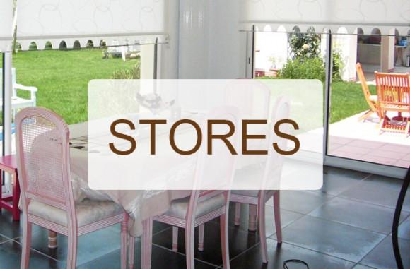Nos Stores : vénitiens, plissés, dupli...
