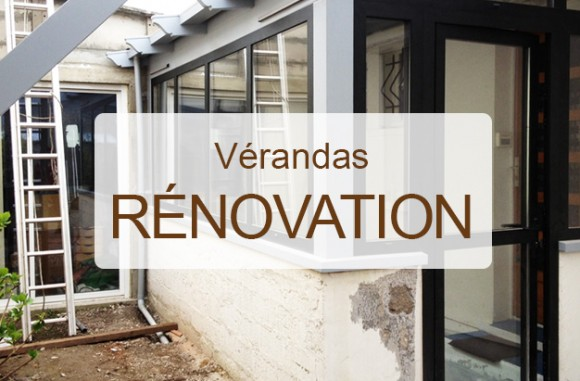 Nos rénovations de vérandas